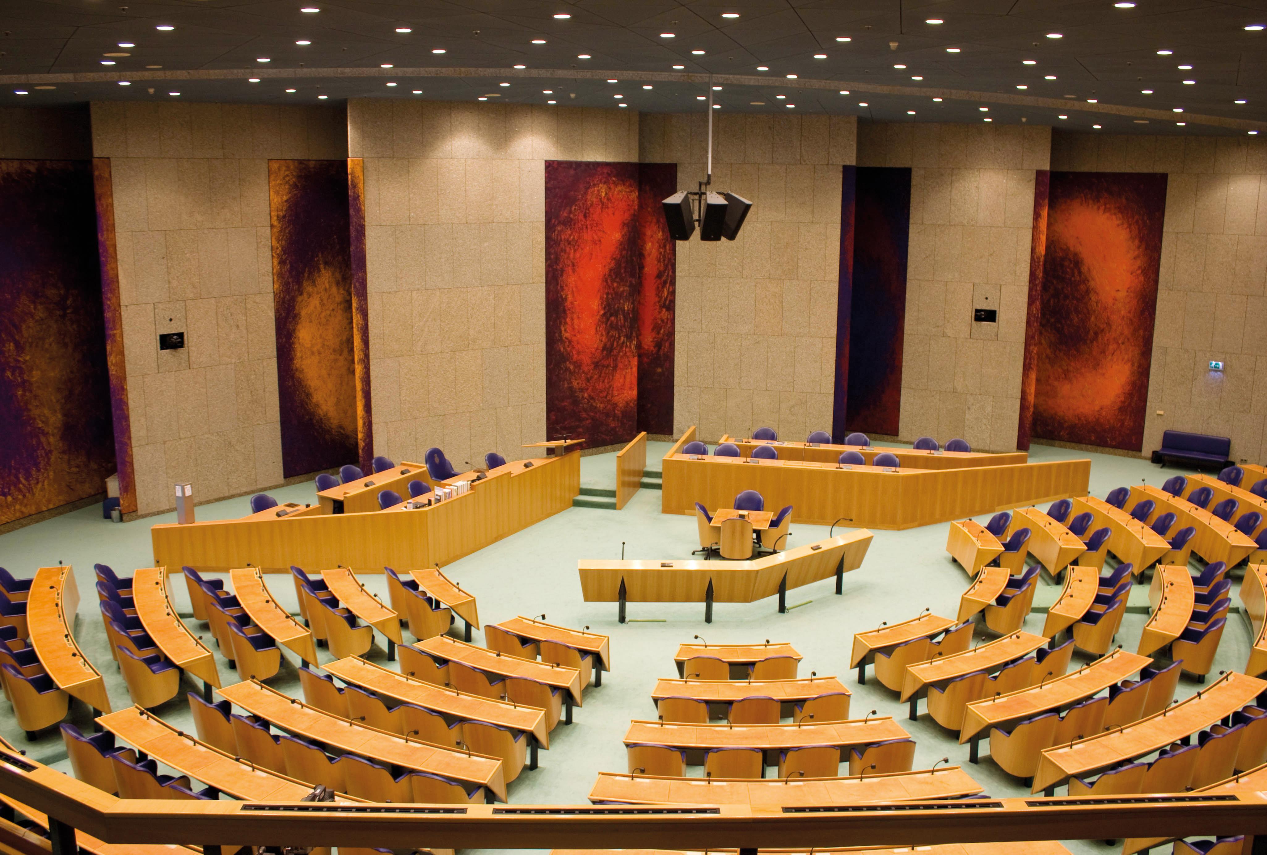 Najk spreekt in tweede kamer over zesde actieprogramma