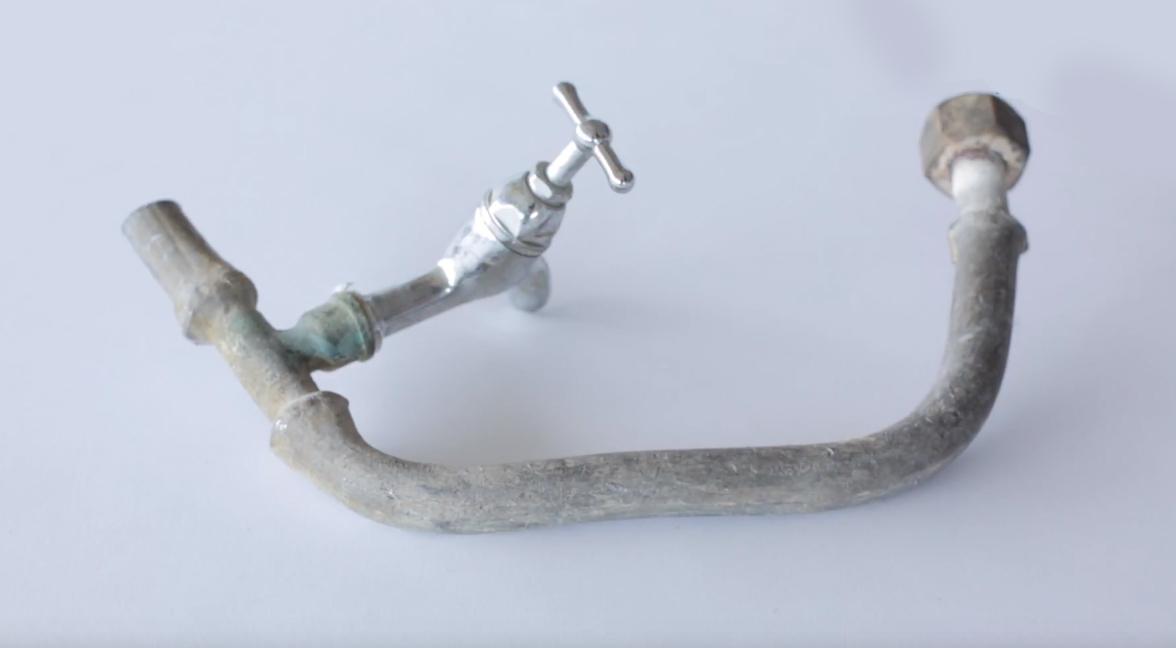 Hook tot waterleiding